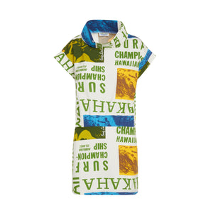 Women's Surf Contest Mod Dress - Surf Line Hawaii