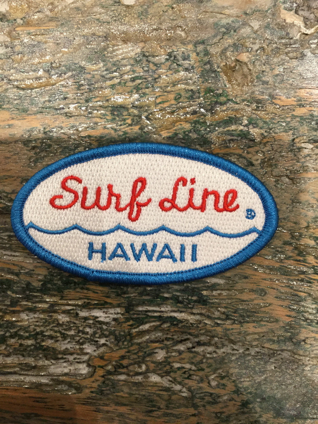 PATCH 2 - Surf Line Hawaii
