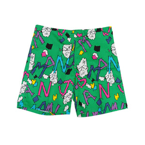 Men's Original Jams - Scrabble Green - Surf Line Hawaii
