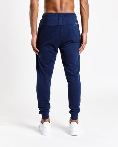 Tech-Dry BLUE Track Bottoms - FITFAM