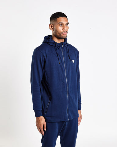 Tech-Dry BLUE Track Top - FITFAM