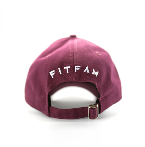 FitFam Adjustable Cap - FITFAM
