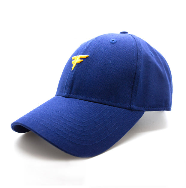 FitFam Adjustable Cap In Blue