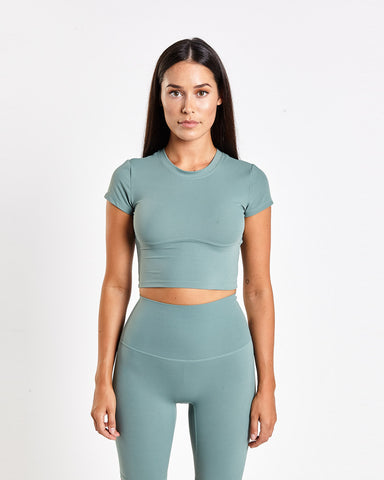 ELEMENT CROP TOP - FITFAM