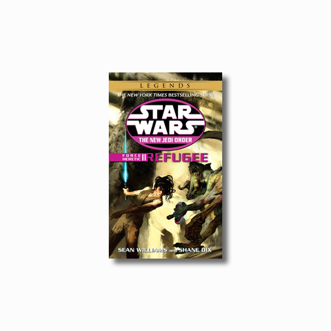 Refugee: Legends (The New Jedi Order: Force Heretic, Book II)