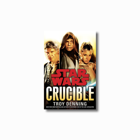 Crucible: Legends (Hardcover)