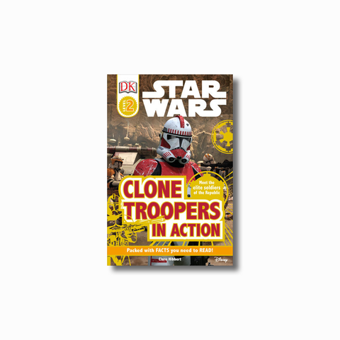 DK Readers L2: Star Wars: Clone Troopers in Action