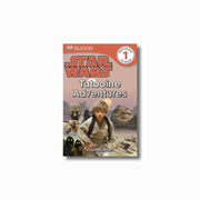 DK Readers L1: Star Wars: Tatooine Adventures