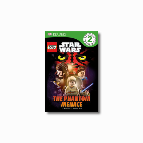 DK Readers L2: LEGO Star Wars: The Phantom Menace (Hardcover)