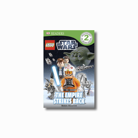 DK Readers L2: LEGO Star Wars: The Empire Strikes Back