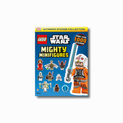 Ultimate Sticker Collection: LEGO Star Wars: Mighty Minifigures