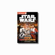 DK Readers L1: Star Wars: The Force Awakens: New Adventures