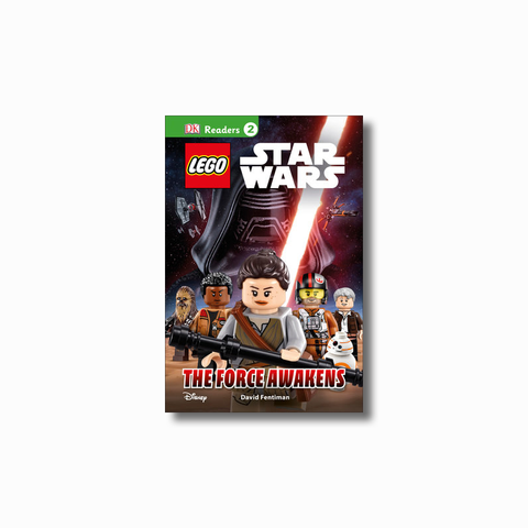 DK Readers L2: LEGO Star Wars: The Force Awakens (Hardcover)