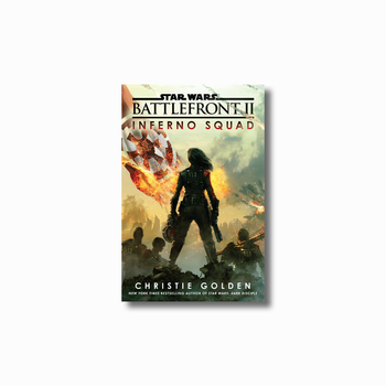 Battlefront II: Inferno Squad (Hardcover)