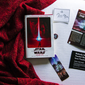 March Canon Box - The Last Jedi