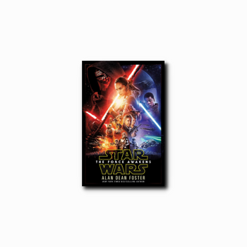 Star Wars Episode VII: The Force Awakens (Canon Hardcover)