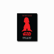 Return of the Jedi: Beware the Power of the Dark Side! (Canon Hardcover)