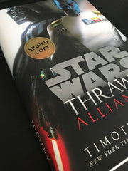 Thrawn Alliances - SIGNED EDITION