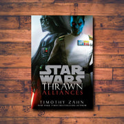 August Canon Box - Thrawn Alliances - SIGNED
