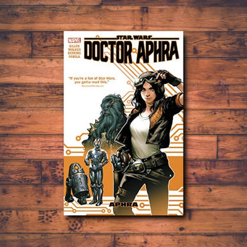 Doctor Aphra Graphic Novel Series Quarterly