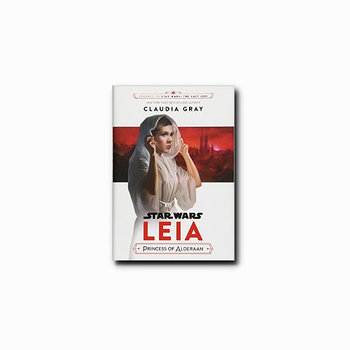 Leia: Princess of Alderaan (Canon Hardcover)