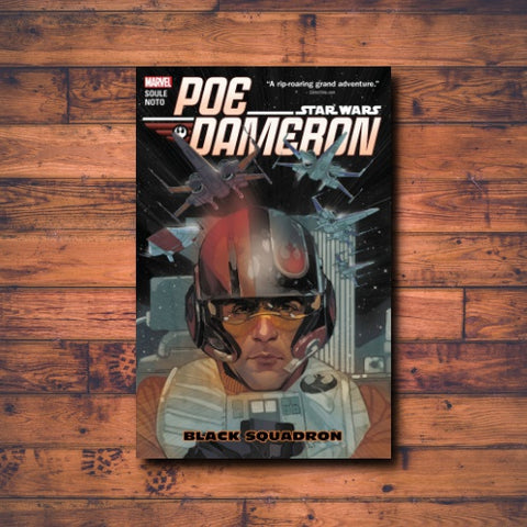 Poe Dameron Quarterly