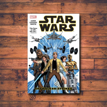 Star Wars Graphic Novel Series Quarterly