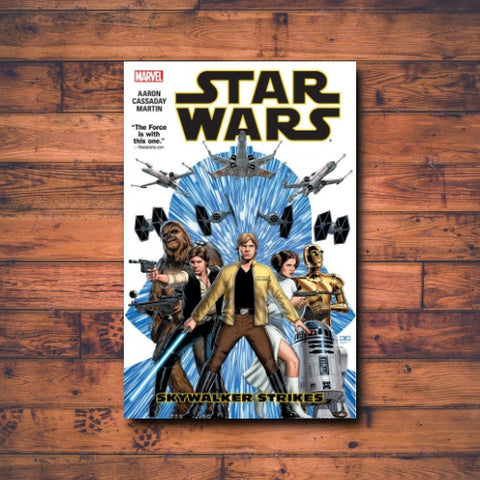 Star Wars Graphic Novel Series Monthly