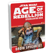 Engineer | Droid Specialist Specialization Deck
