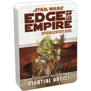 Bounty Hunter | Martial Artist Specialization Deck