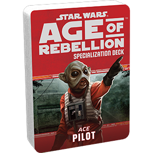 Ace | Pilot Specialization Deck