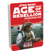 Soldier | Medic Specialization Deck