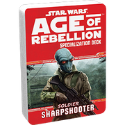 Soldier | Sharpshooter Specialization Deck
