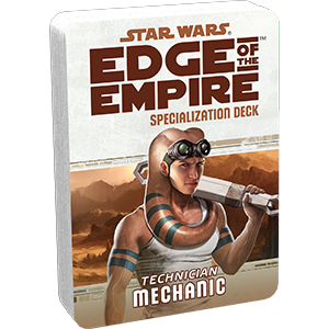 Technician | Mechanic Specialization Deck