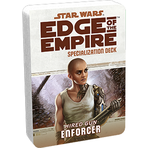 Hired Gun | Enforcer Specialization Deck