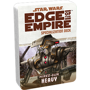 Hired Gun | Heavy Specialization Deck