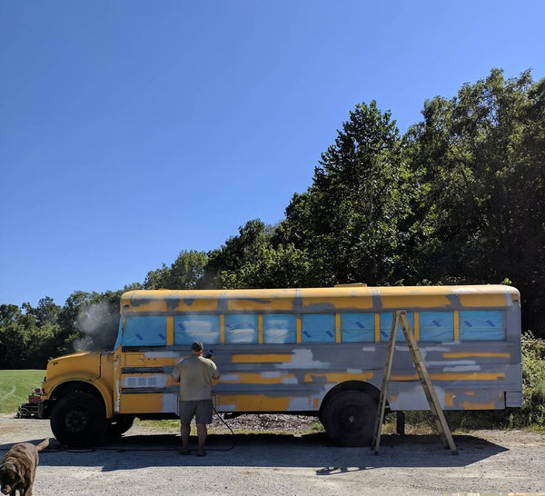 Reform Life , thevoyagerproject , School Bus Conversion