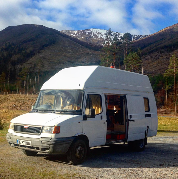 Reform Life , thevanwithoutaplan , Van Conversion