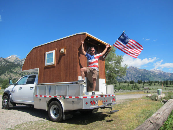 Reform Life , Kul_Kamper , Tiny Home On Wheels , Custom Truck Camper