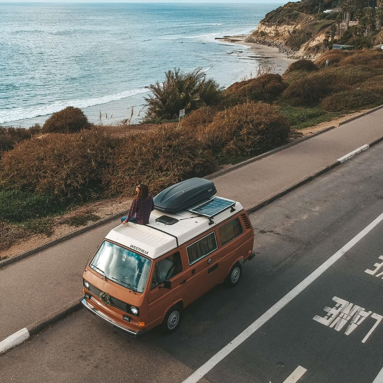 Reform Life , VW Westfalia , Story