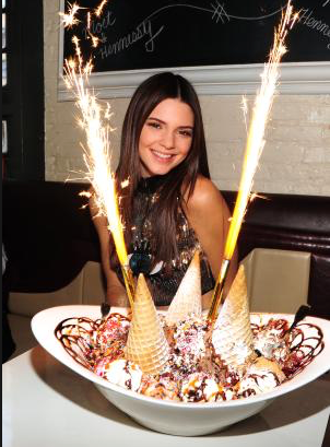 ROCK IT LIKE KENDALL BIRTHDAY PARTY PACKAGE