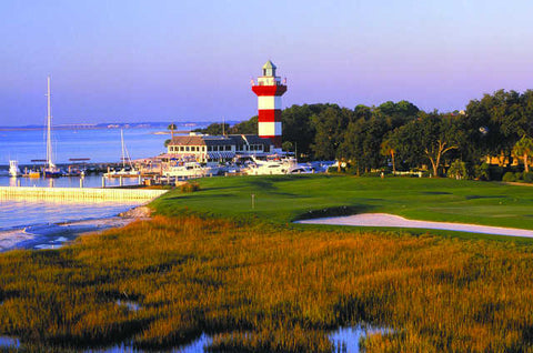 Harbour Town Golf Links: Hilton Head Island, South Carolina