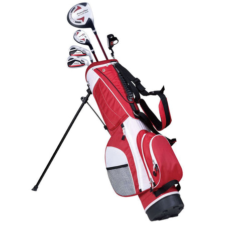 Junior's Stand Bag - Red - Powerbilt
