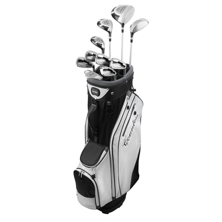 Powerbilt Countess Platinum 15 Piece Ladies Golf Package Set - Powerbilt