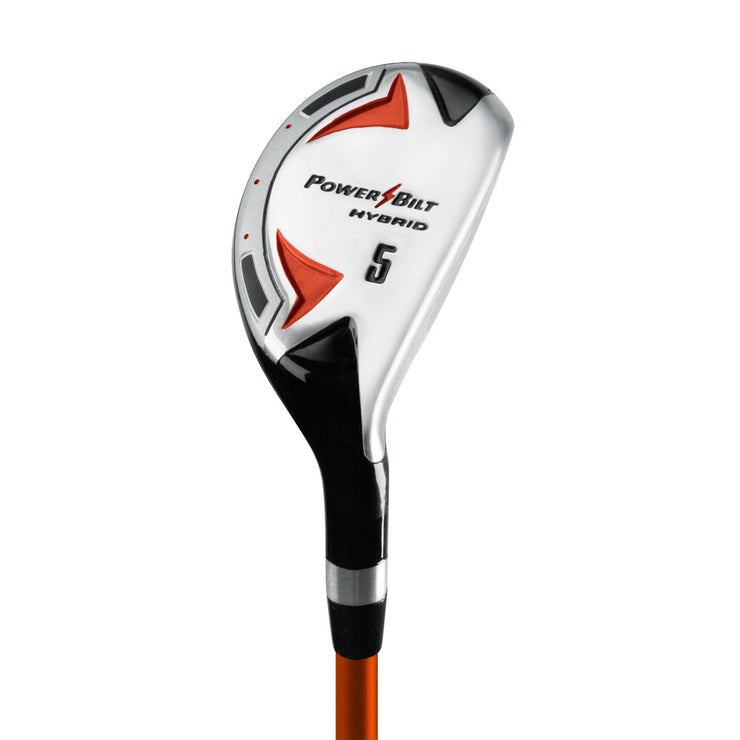 Junior's 5-Hybrid - Orange Series (Ages 3-5) - Powerbilt