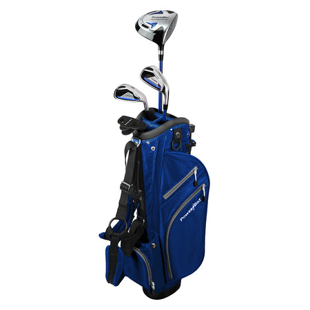 Junior's Blue Series Set (Ages 5-9) - Powerbilt