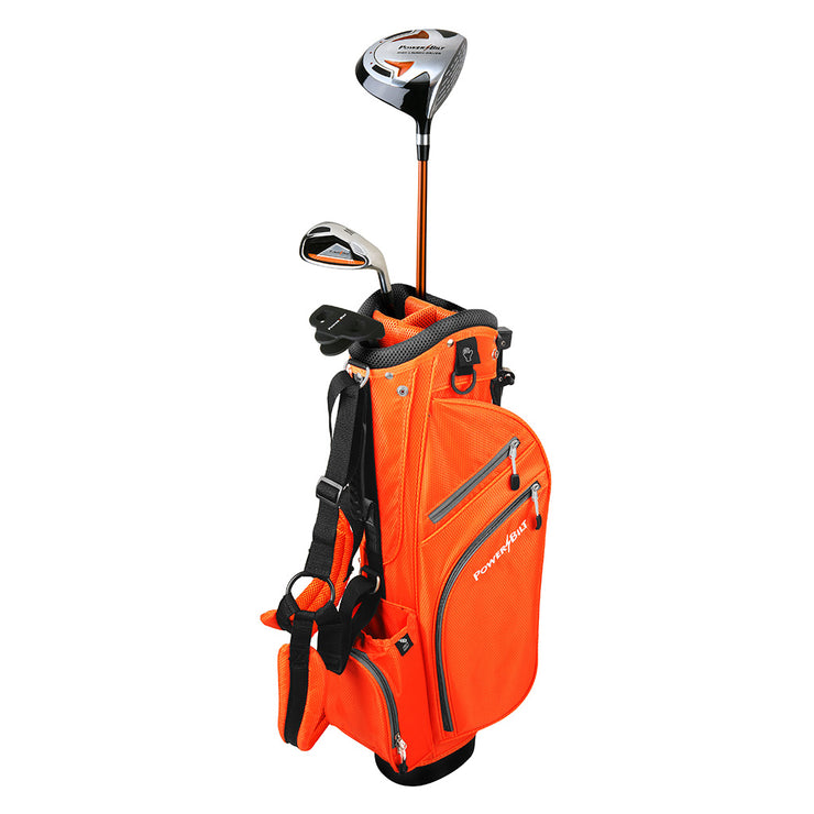 Junior's Orange Series Set (Ages 3-5) - Powerbilt