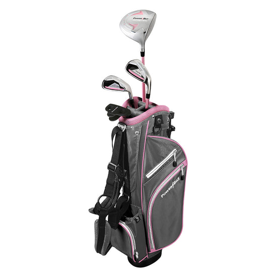 Junior's Pink Series Set (Ages 5-9) - Powerbilt