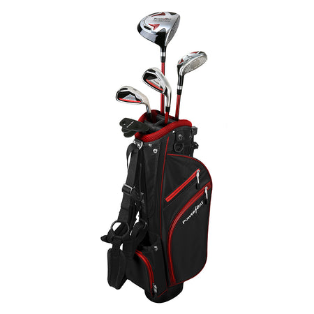 Junior's Red Series Set (Ages 12+) - Powerbilt