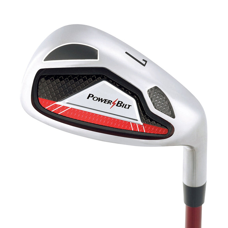 Junior's 7-Iron - Red Series (Ages 12+) - Powerbilt